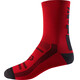 "Fox 8"" Trail Socks Men bright red"